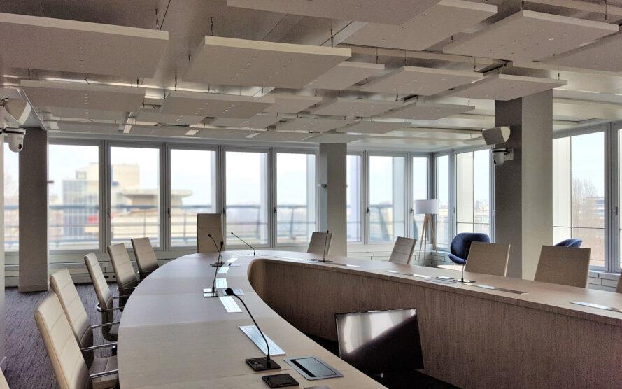 Bureau Veritas Siege Mondial Paris Evolve Workplace